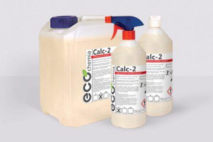 Calc 2 odkamienianie podłoży twardych