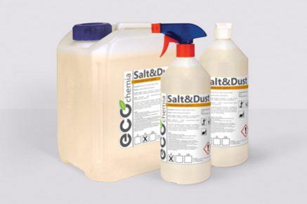 Salt & Dust zmywanie soli i pyłów