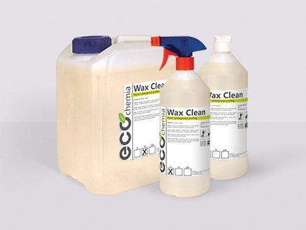 Wax clean myje i pielęgnuje