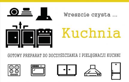 czysta kuchnia