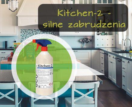 Kitchen - 2 - przypalone tłuszcze